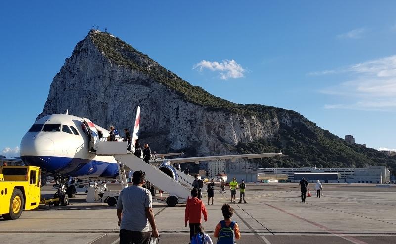Gibraltar mountain