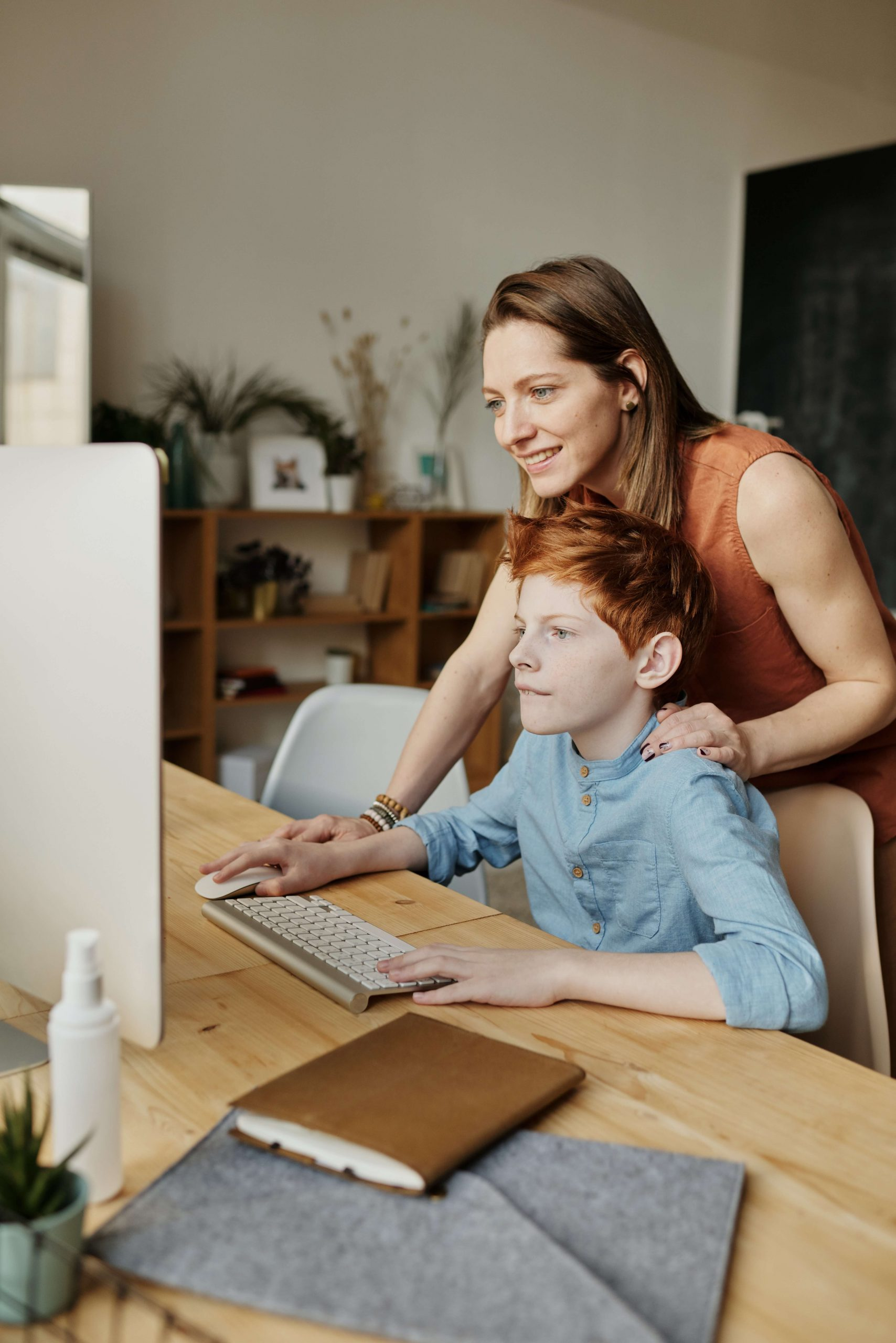 How to balance parenting and remote work